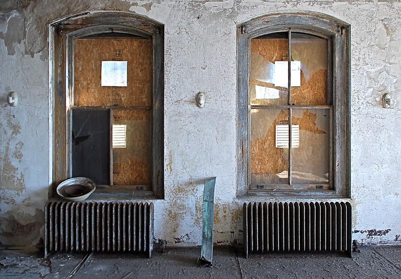 Hospital Buildings Ellis Island South NY/NJ