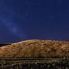 Vanagon Syncro under the Milky Way