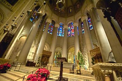 St. John the Divine Altar