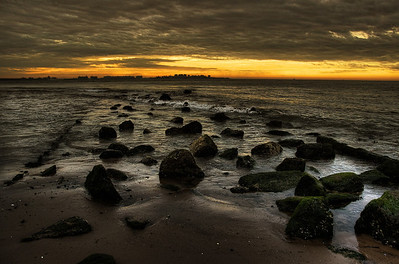 Stepping Stones To Coney Island