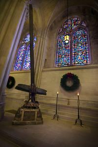 St. John the Divine FDNY Memorial