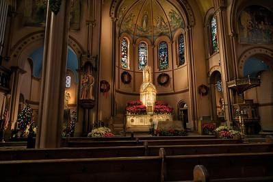 St. Mary's Church Yonkers NY