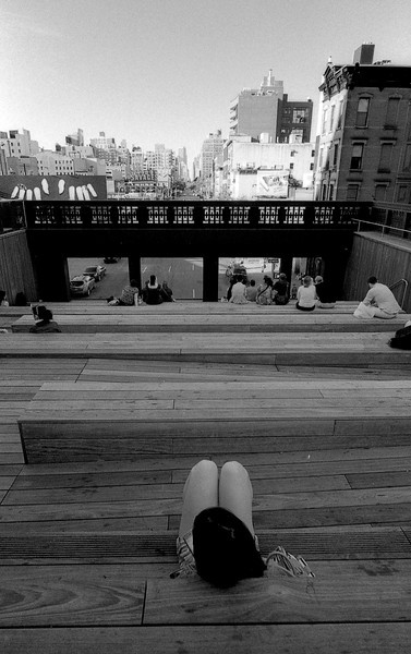 Chilling Above 10th Avenue