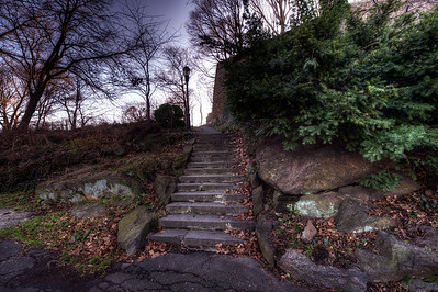 Fort-Tryon-Stairs