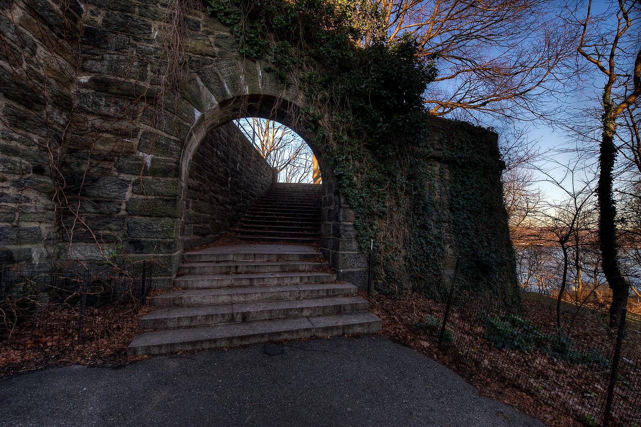 Fort Tryon Stair and Arch