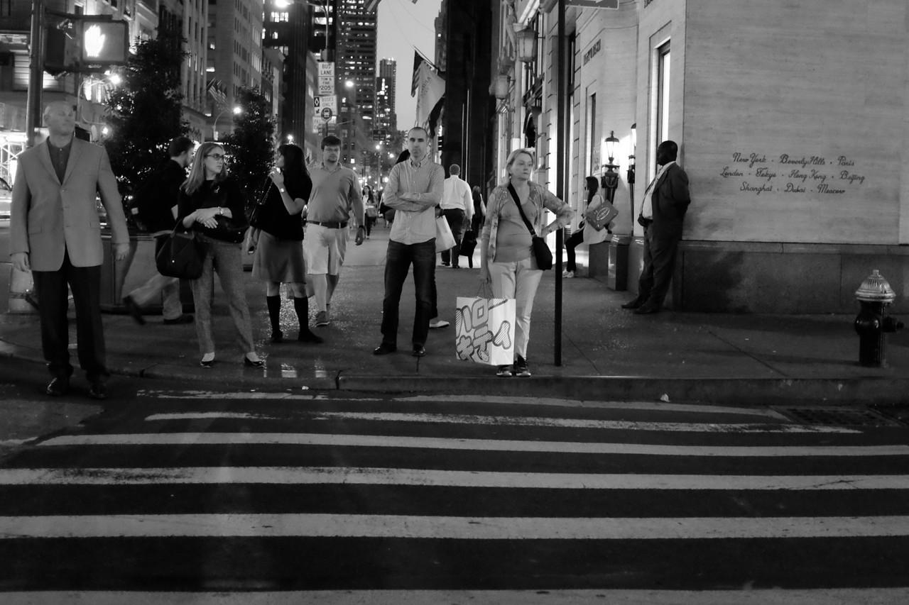Crosswalk 101