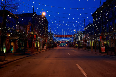 Larimer Square, Denver CO