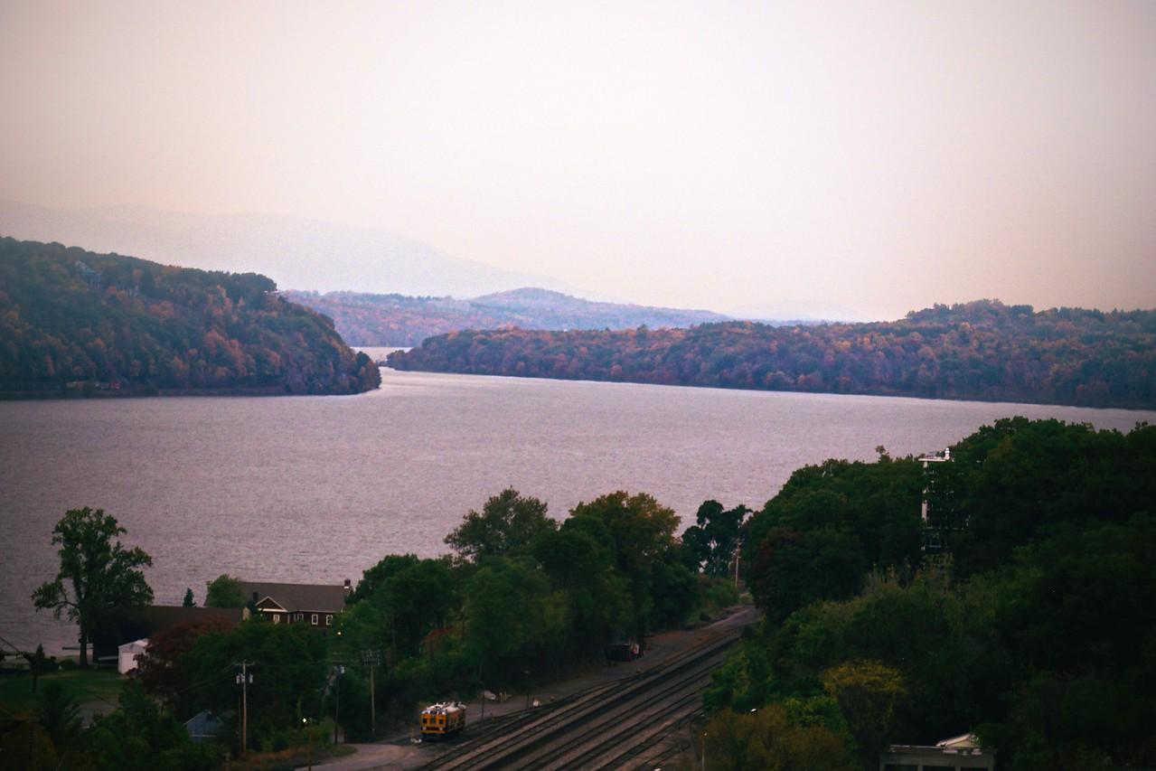 Hudson River - Poughkeepsie, NY