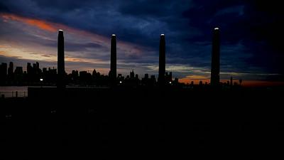 Dawn Skyline