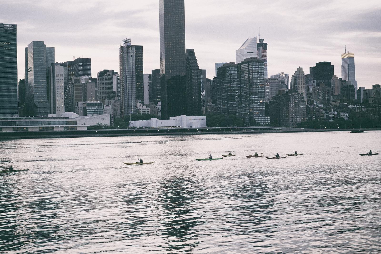 East River Sculls