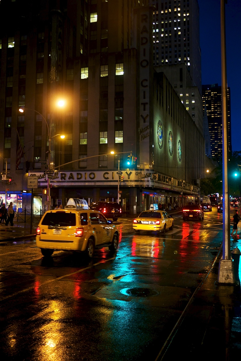 Dark Radio City