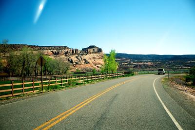 Route 128 Utah