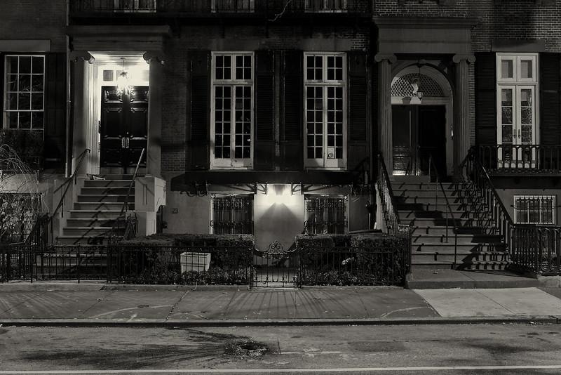 Washington Square North Townhouses