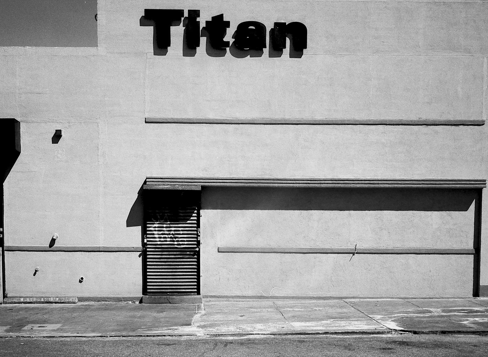Titan Machine Corp