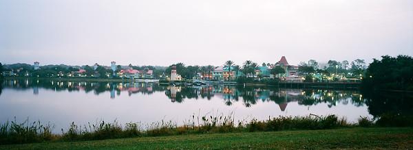 Caribbean Beach Club Resort Panorama, WDW