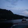 Mohonk make Boat Dock Evening