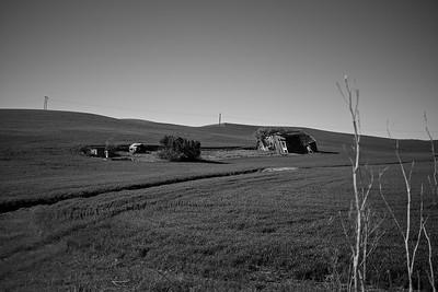 Abandoned Near Moscow Idaho