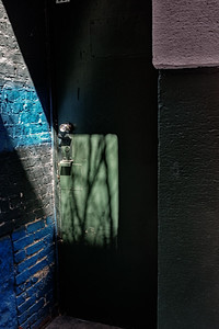 The Light On The Door