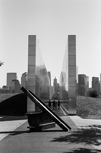 Empty Sky Memorial, Liberty State Park