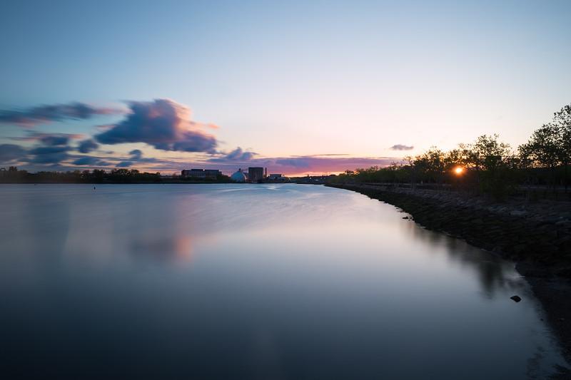 Flushing Bay Dawn