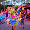 WDW Animal Kingdom Dance Party