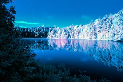 Falls Pond Infrared
