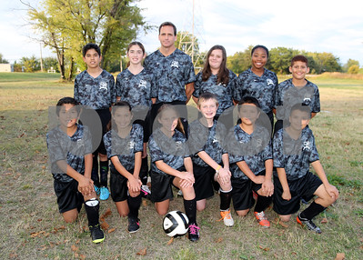 AYSO Team Photos