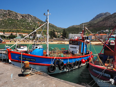 Fishing Boats in the cape