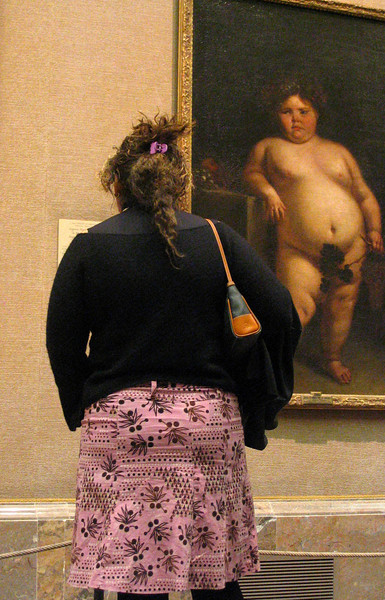 In the Museo Prado