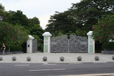 Friday morning and we are off to the Singapore Botanical Gardens - which just celebrated it's 151st birthday this year!