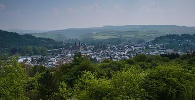 Weekend Echternach, Luxemburg
