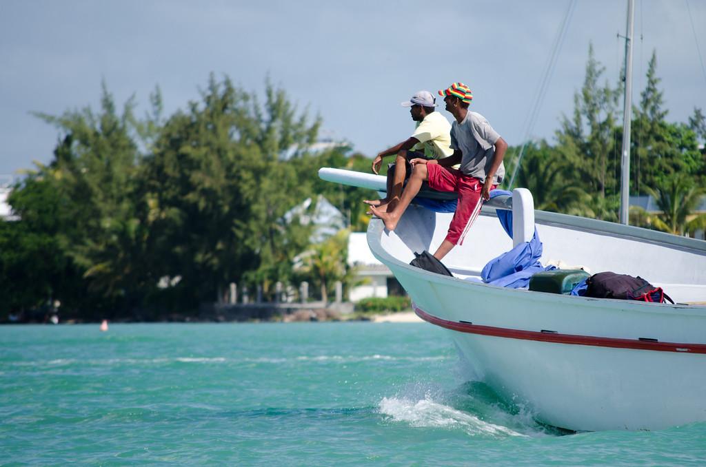 Ile Maurice hôtel Le Mauricia