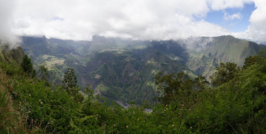 Cirque de Cilaos, Fenêtre des Makes, Réunion