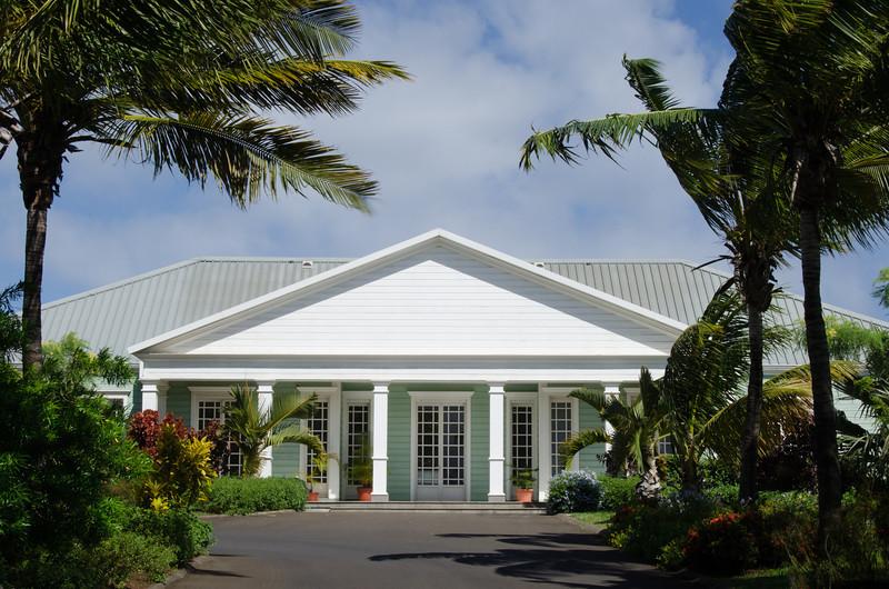 Saint-Pierre, musée du Rhum, Réunion