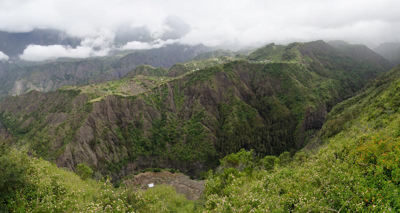 Cirque de Cilaos, route des Makes, Réunion