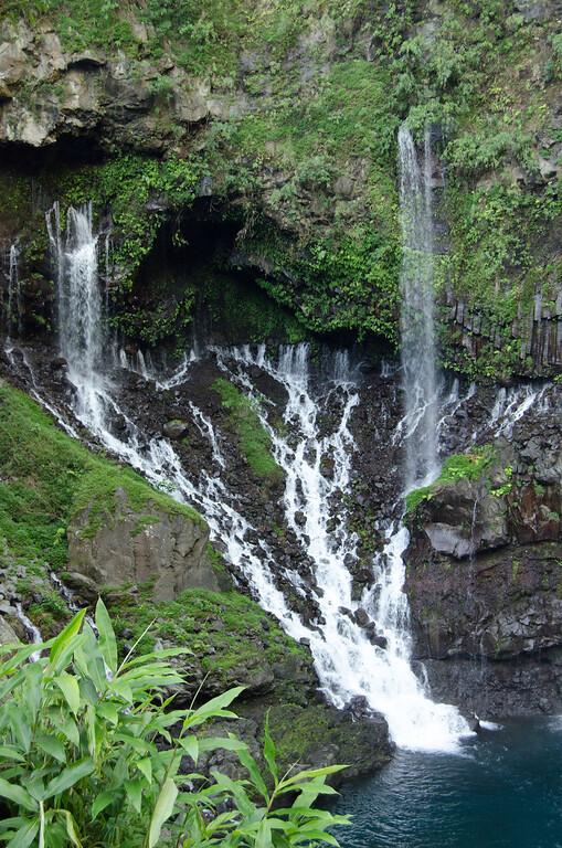 Cascade Langevin, Réunion