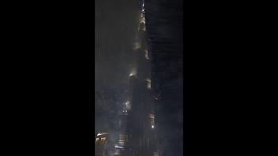 NYE Fireworks 2013