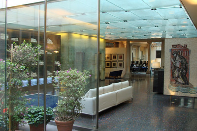 The hotel lobby.  A MASSIVE renovation took place a few years ago.