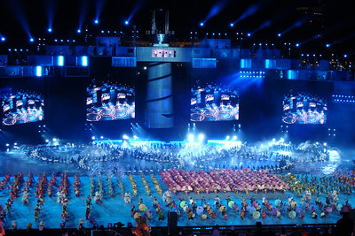 2010 Youth Olympic Games Opening Ceremony
