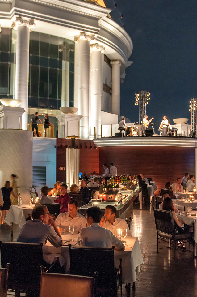 Sky Bar Atop the Lebua State Tower
