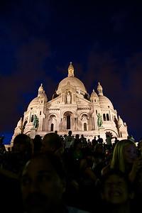 Basilique du Sacré-Cœur  Paris - July 2009
