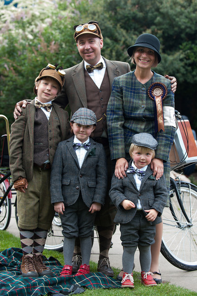 Winner Best Dressed Group