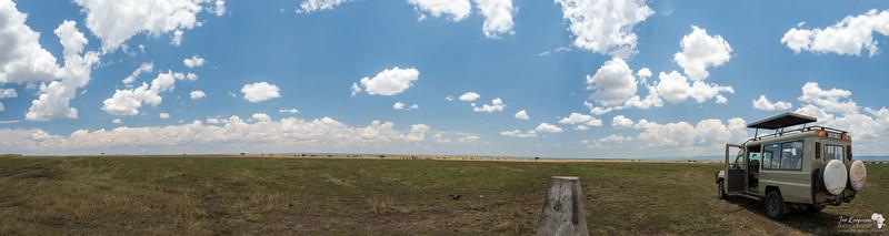 The View of Tanzania's Serengeti