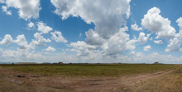 The View of Kenya's Masai Mara