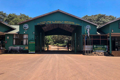 The gateway to the Ngorongoro Crater