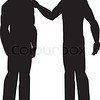 e92fc3efb43caa1995695bffe9a6fdef_silhouette-of-two-men-talking-two-people-hug-silhouette-clipart_511-800