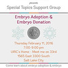 Special Topcis Support Group EAED
