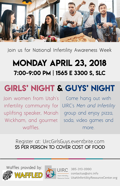 girls and guys flyer