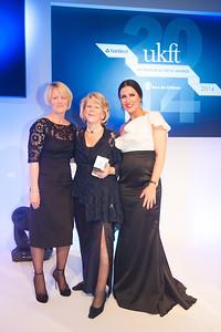NatWest UKFT Outstanding Achievement Award:  Dame Margaret Barbour