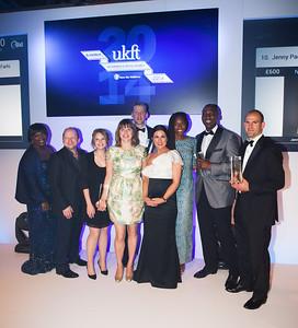 UKFT Awards Winners Photo